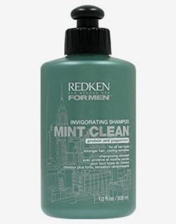 Mens Mint Clean Shampoo