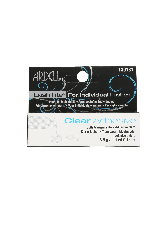 Lim individuella fransar Clear