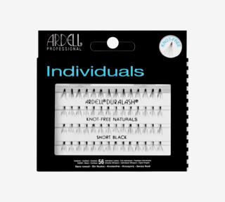 Duralash Individual Naturals Knot-free Short Black
