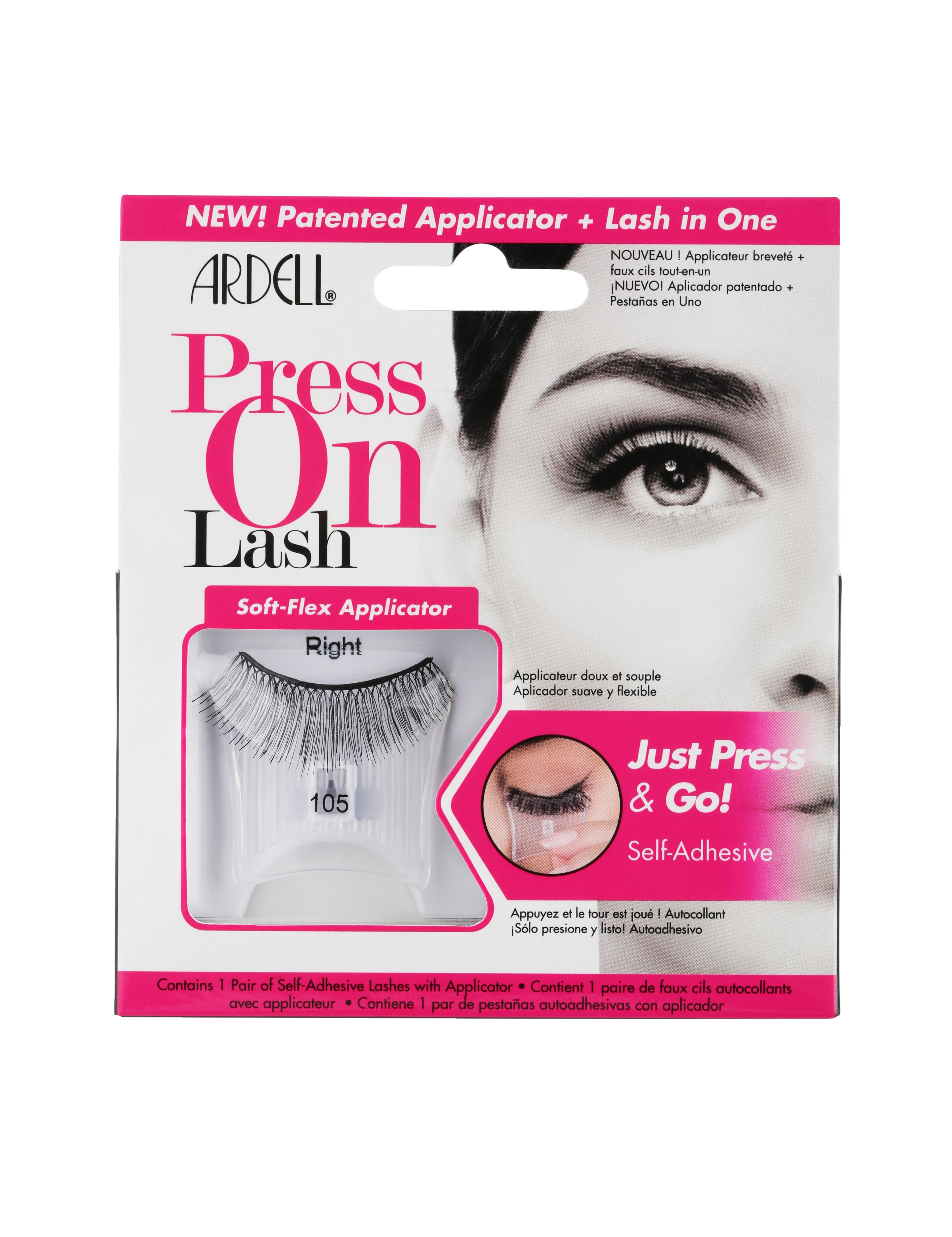 Press On False Lashes