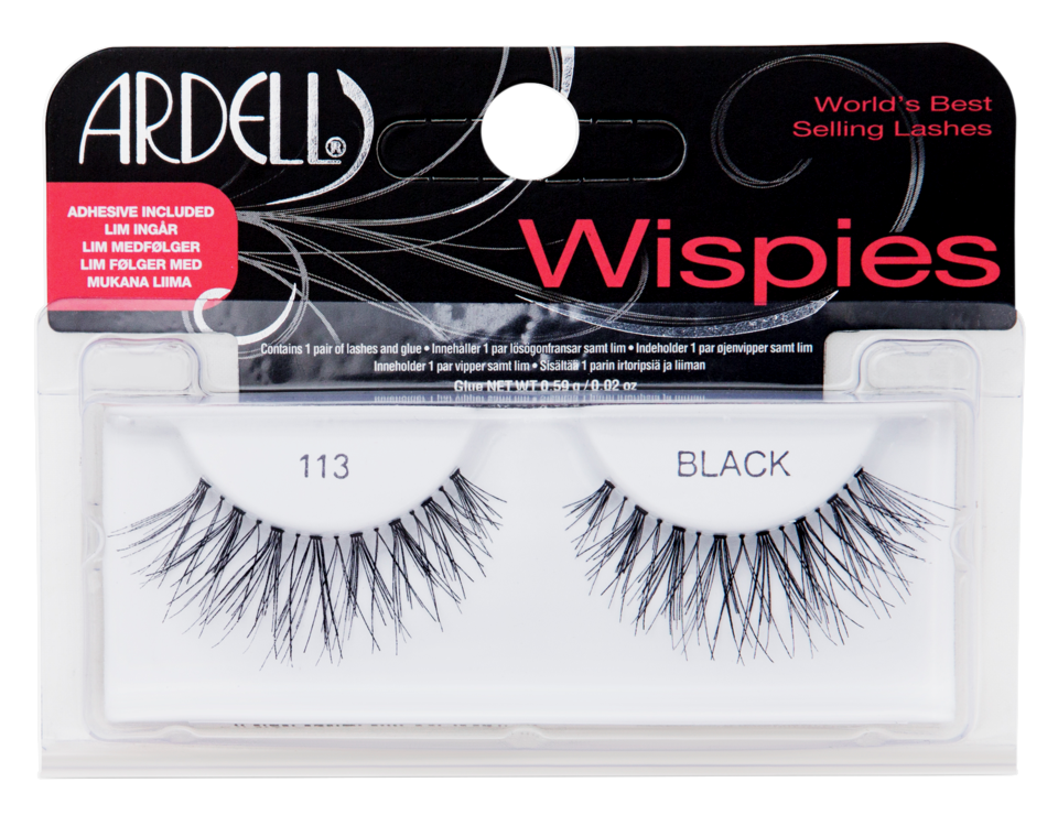 Strip Lashes Wispies 113
