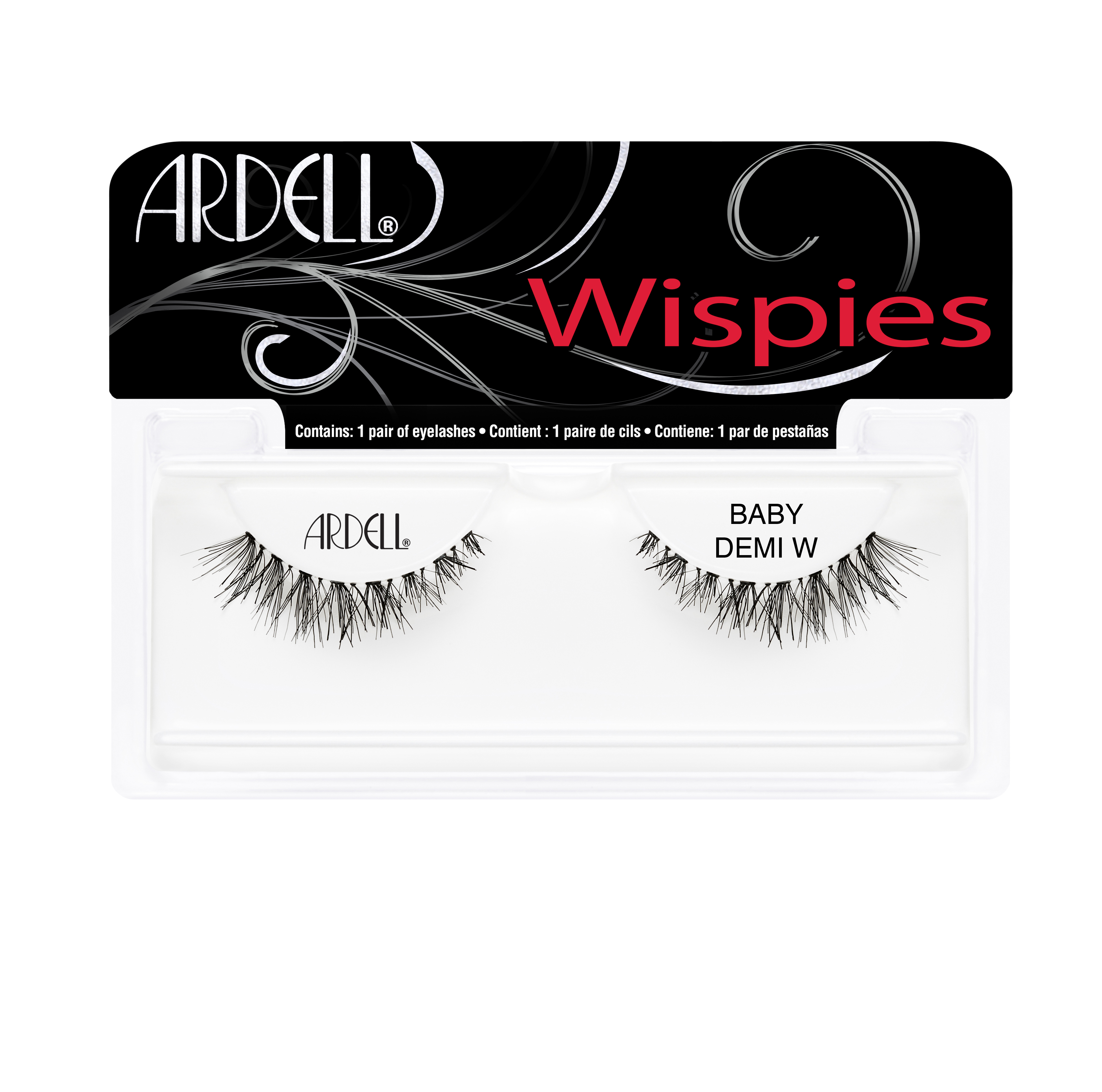 Strip Lashes Baby Demi Wispies