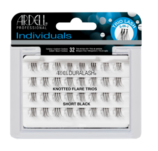 Knotted Trio Lash Short