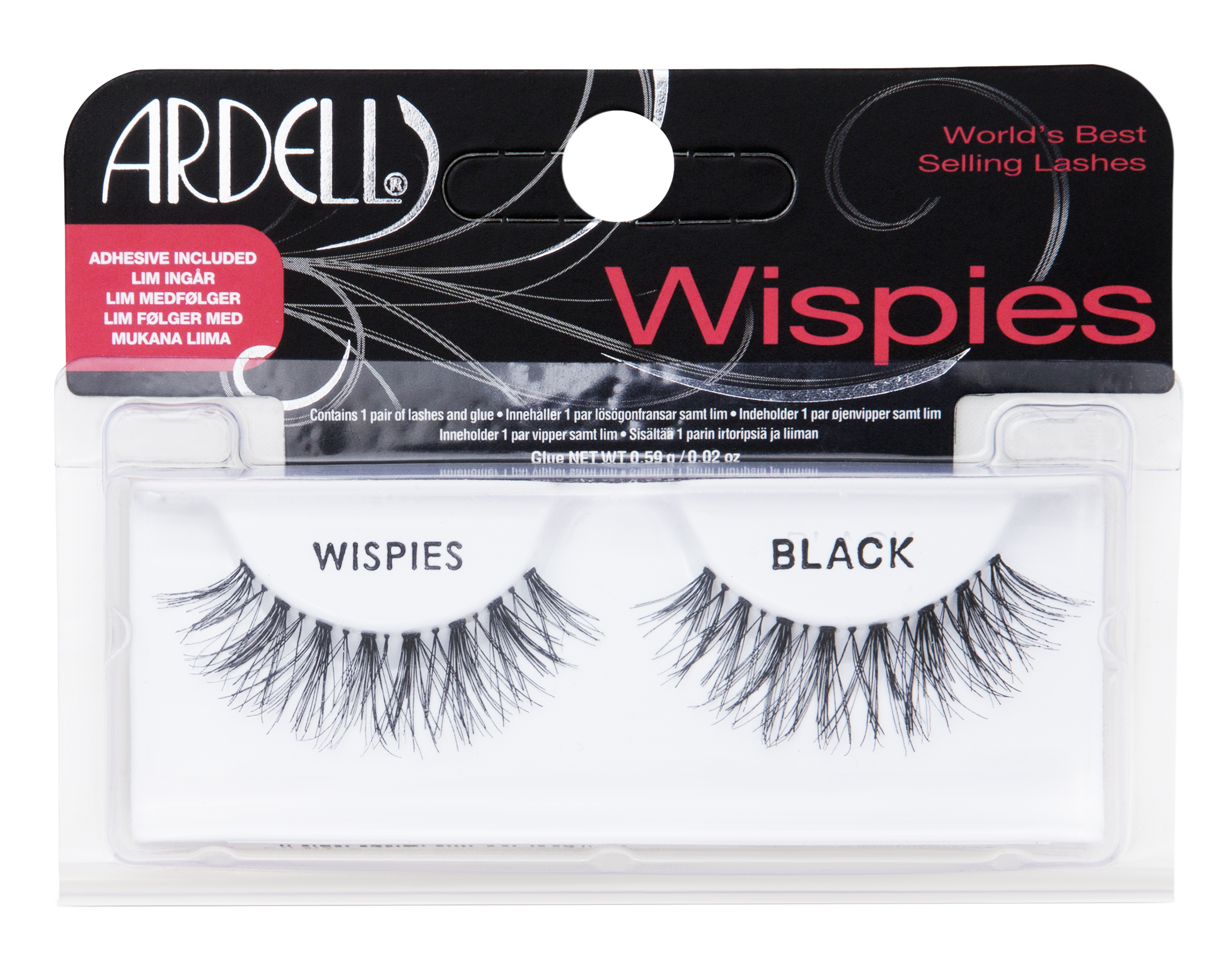Strip Lash Wispies