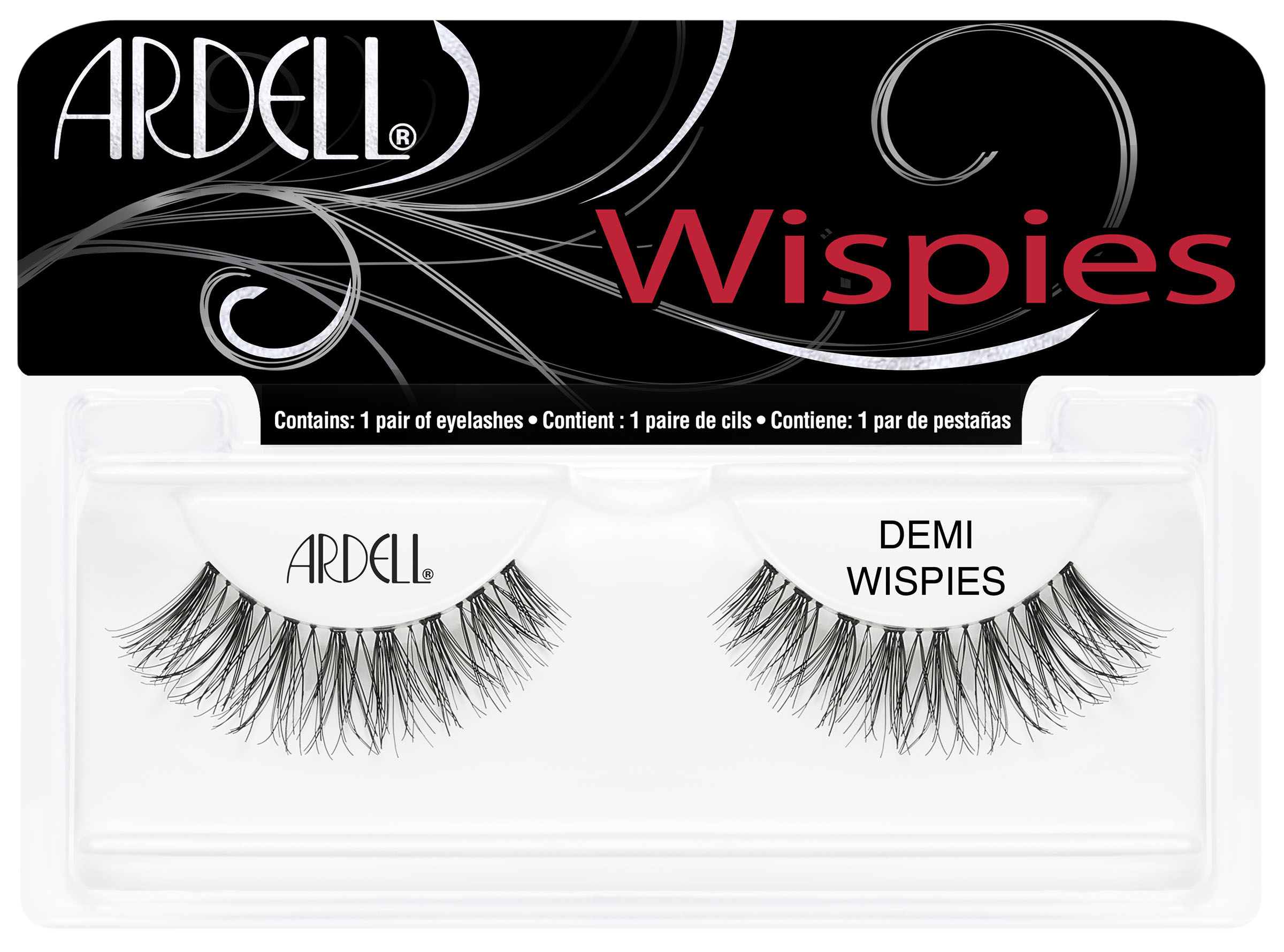 Strip Lash Demi Wispies