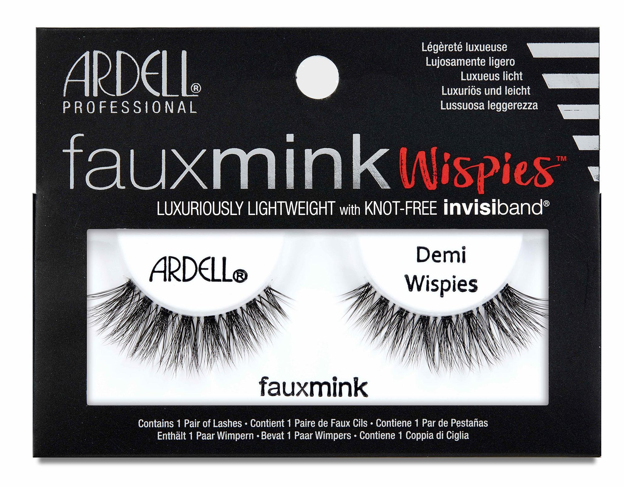 Faux Mink Demi Wispies False Lashes