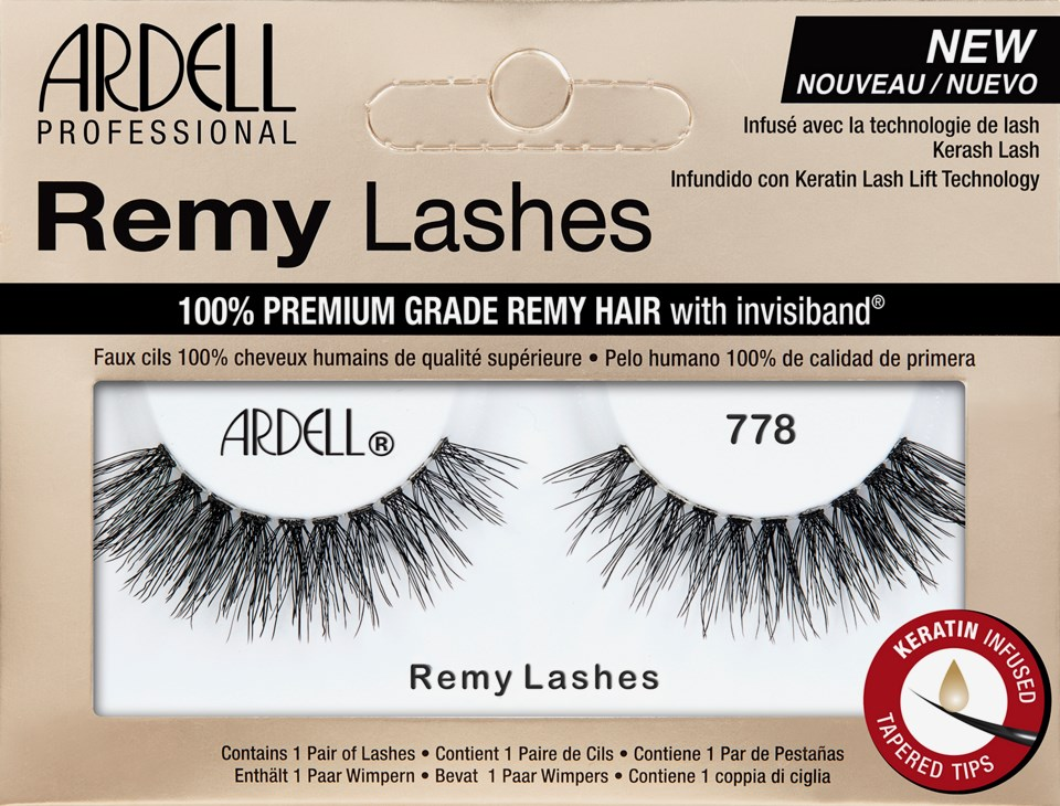 Remy Lash False Lashes 778