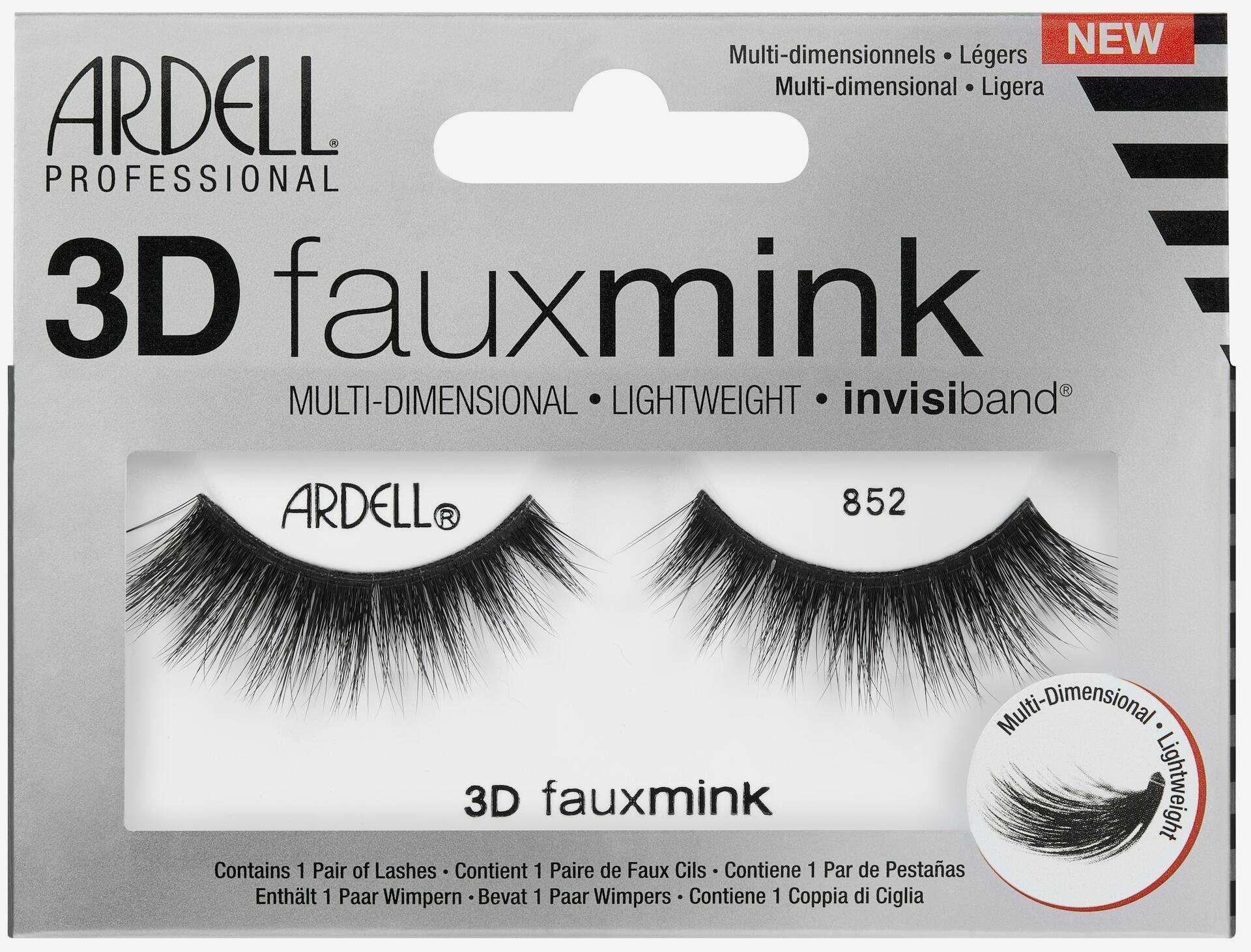 c4dded3d0cb 3D Faux Mink False Lashes 852 - Ardell - KICKS