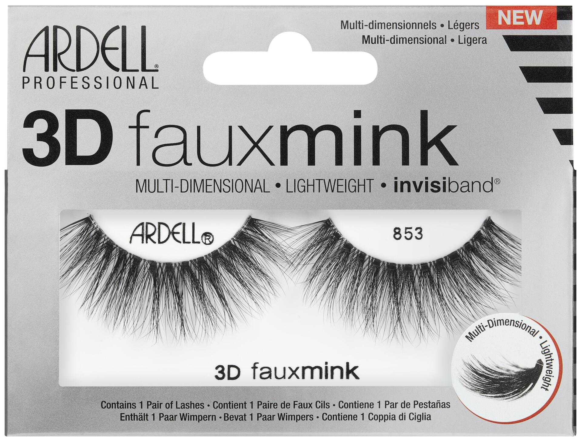 3D Faux Mink False Lashes