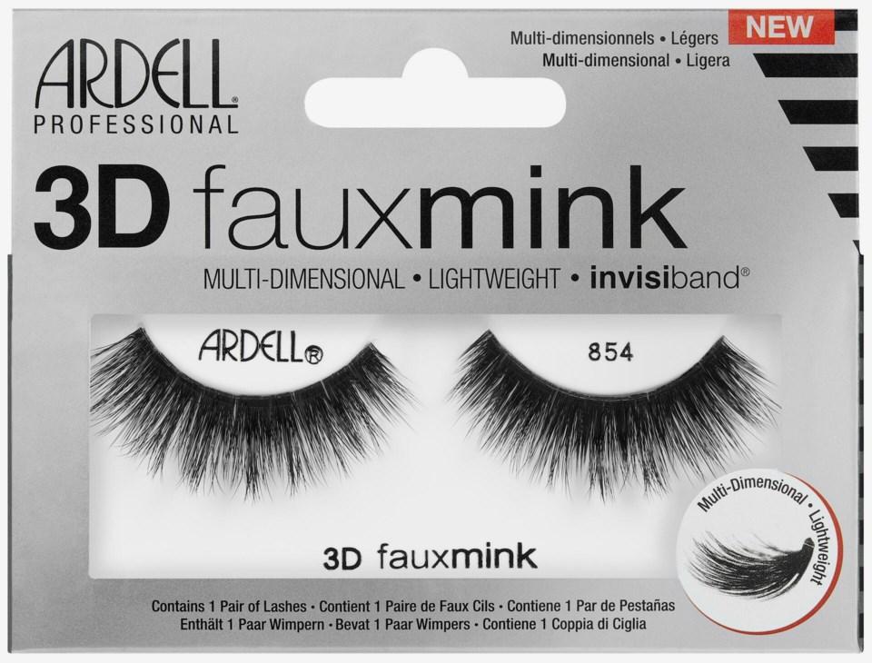 3D Faux Mink False Lashes 854
