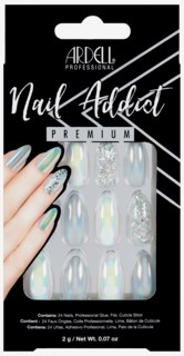 Nail Addict Artifical Nails Holographic Glitter