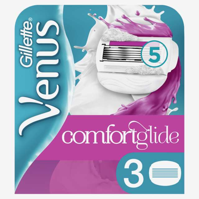 Comfortglide Med Olay Sugarberry Rakblad 3-pack 0124abe62a11b