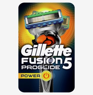 Fusion5 ProGlide Power Rakhyvel + 1blad