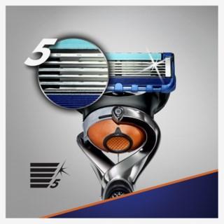 Fusion5 ProGlide Rakhyvel med 2blad
