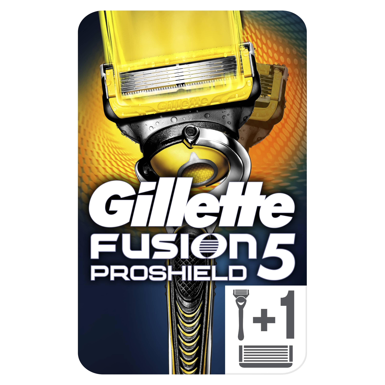 Fusion5 ProShield rakhyvel för män + 1blad