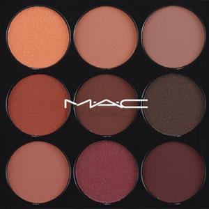 mac eyeshadow palette sverige