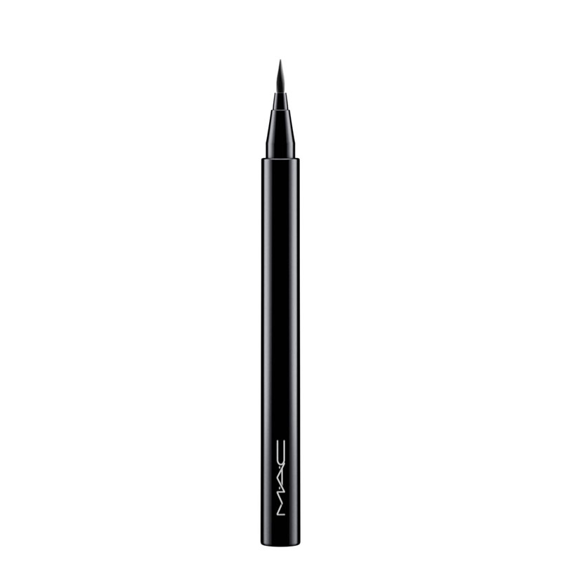 Brushstroke Liner Black