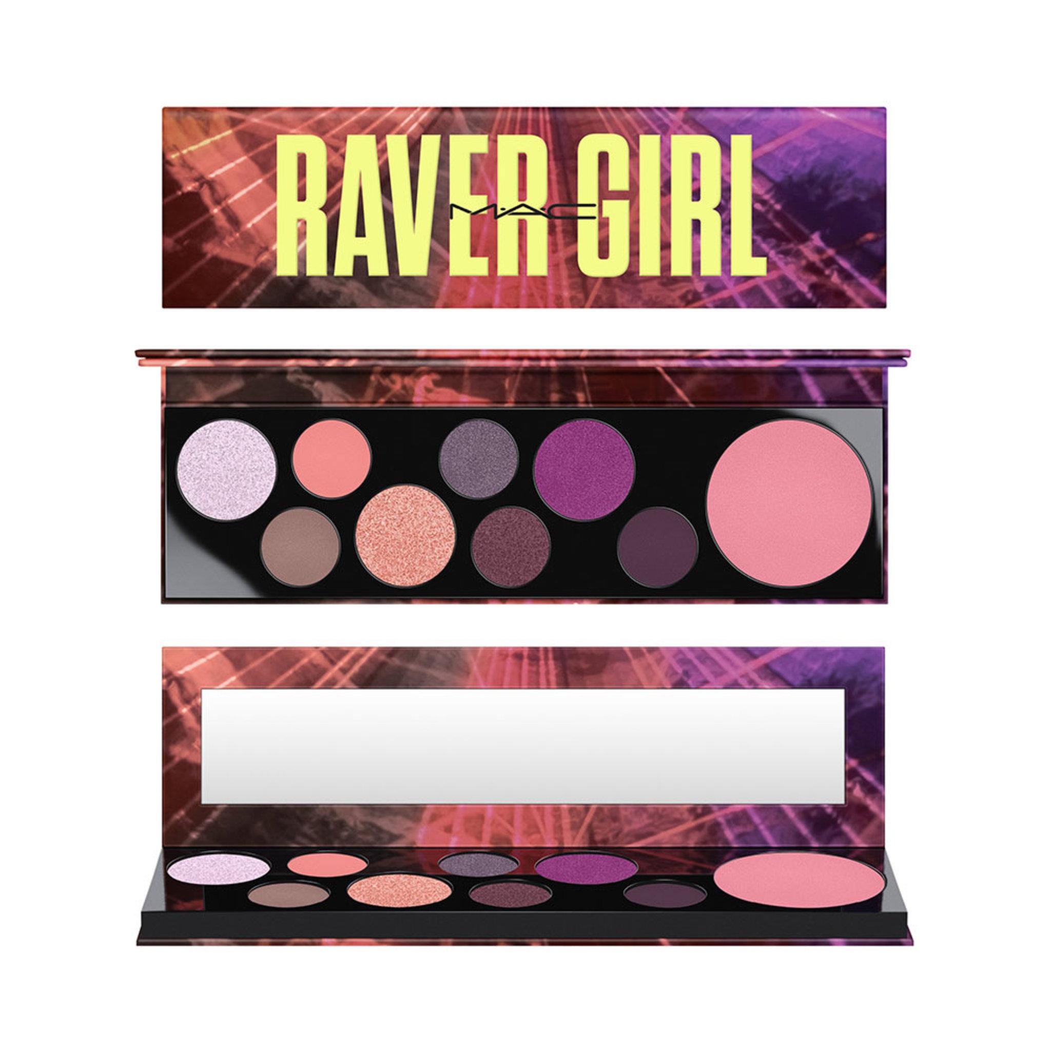 Girls Wave 3 Eye Shadow Raver Girl