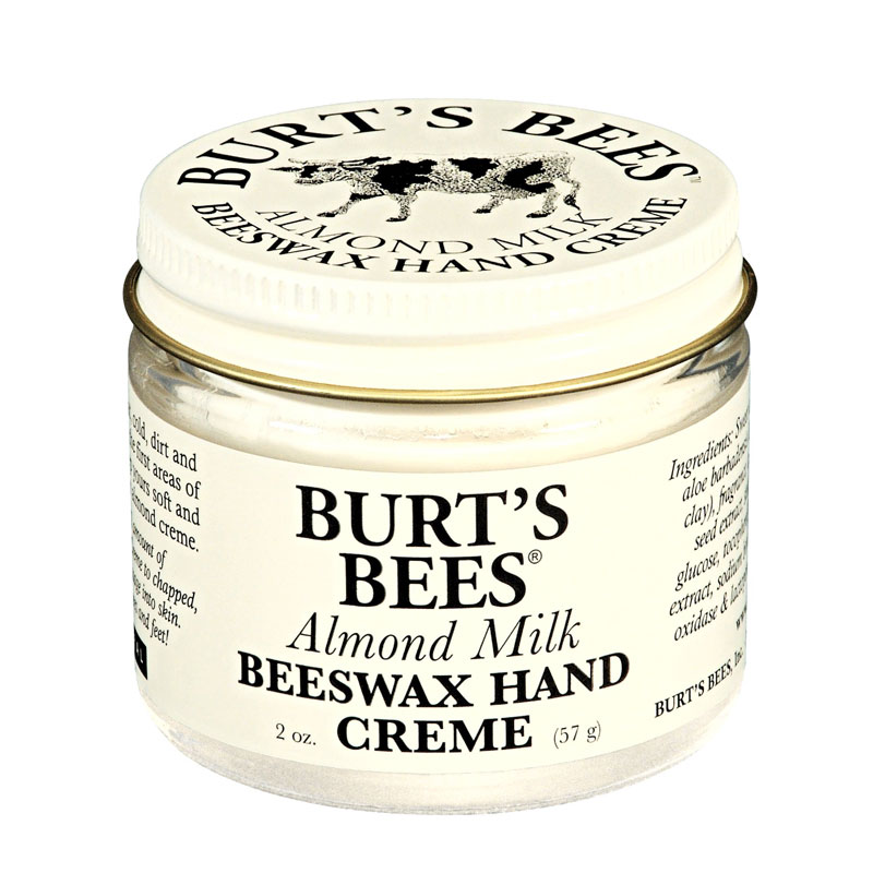 Almond Milk Beeswax Hand Cream