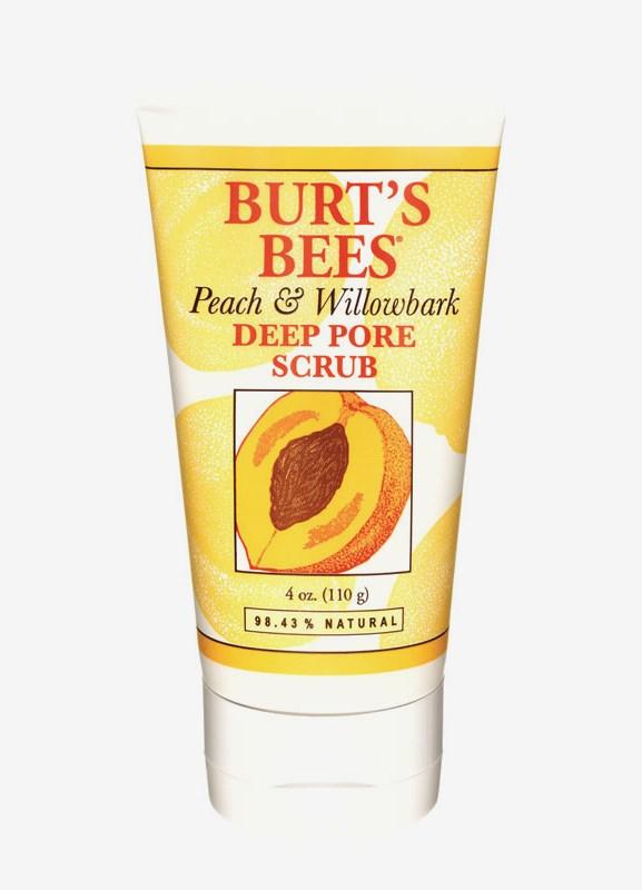 Peach & Willow Bark Deep Pore Scrub Peach & Willowbark Deep Pore Scrub