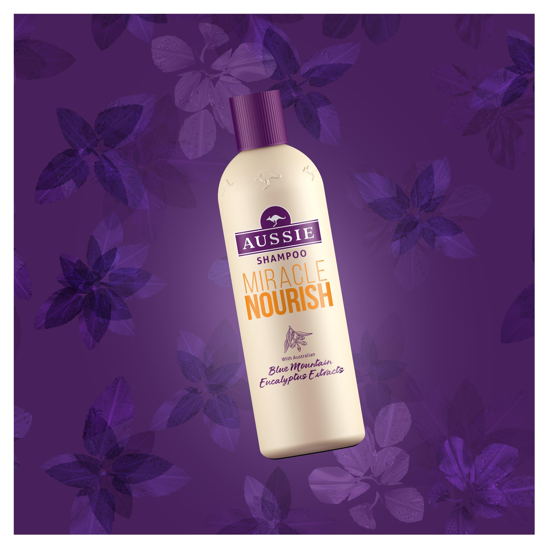 Miracle Nourish Shampoo för torrt hår 300ml