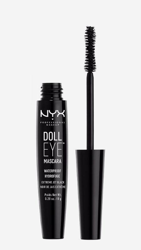Doll Eye Waterproof Mascara Black