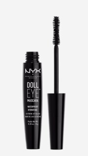 Doll Eye Waterproof Mascara Black