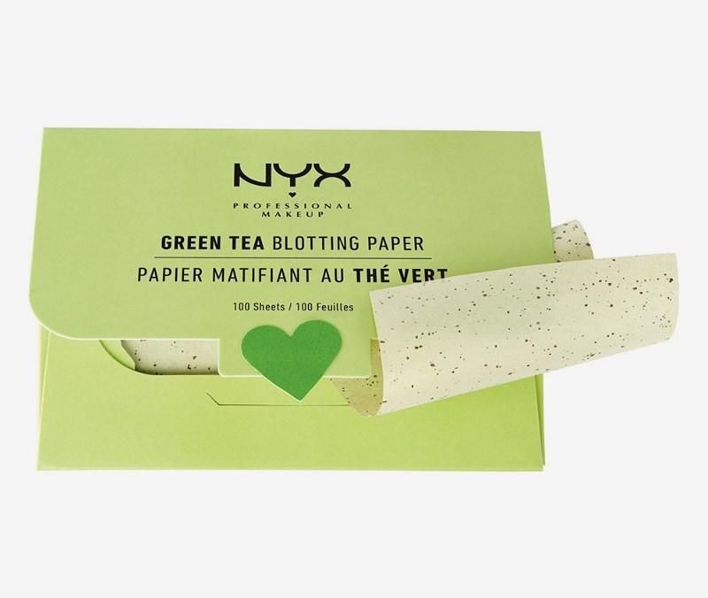 Green Tea Blotting Paper Green Tea