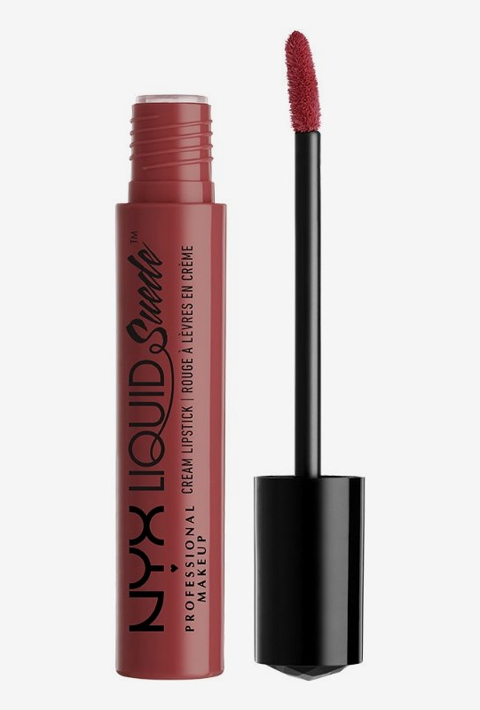 Liquid Suede Cream Lipstick Soft Spoken