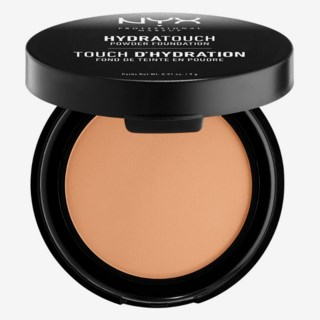 Hydra Touch Powder Foundation Amber