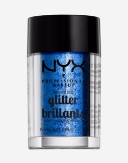 Face & Body Glitter Blue