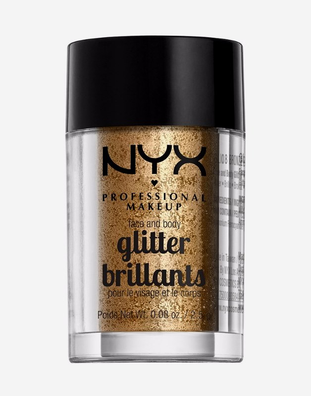 Face & Body Glitter Bronze