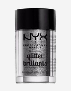 Face & Body Glitter Silver