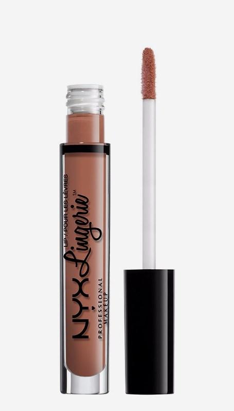 Lingerie Liquid Lipstick Lace Detail