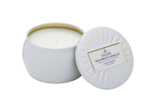 Bourbon Vanille Decorative Candle