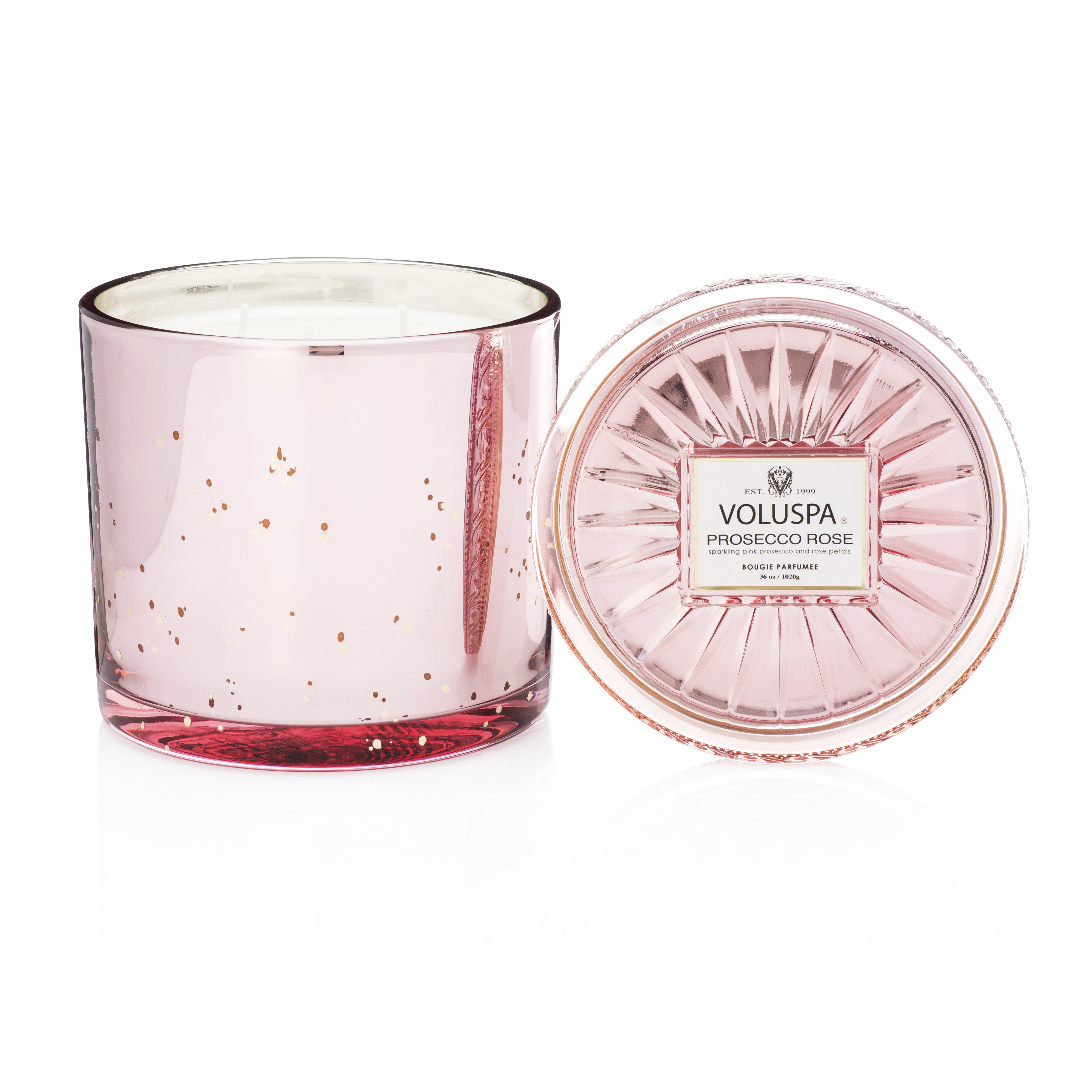 Prosecco Rose Grand Maison Scented Candle
