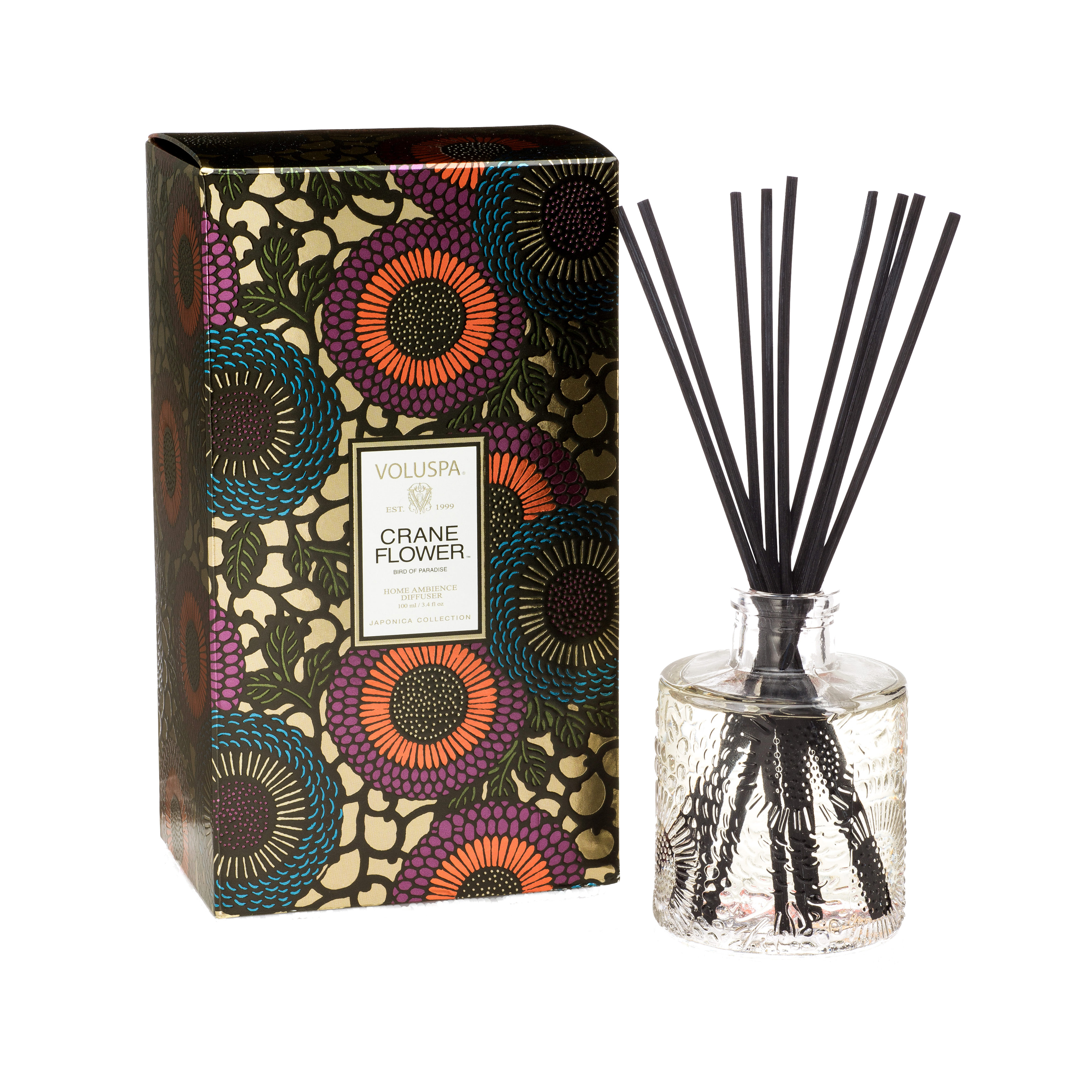 Crane Flower Reed Diffuser