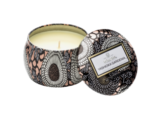 Yashioka Gardenia Tin Scented Candle