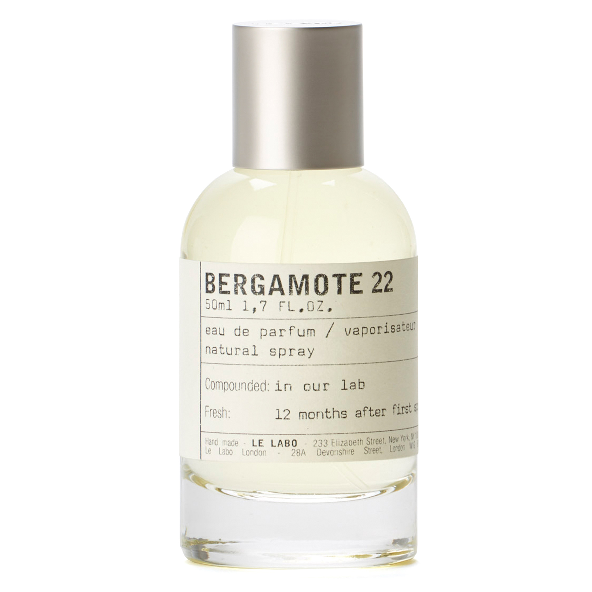 Bergamote 22 Edp 50 ml