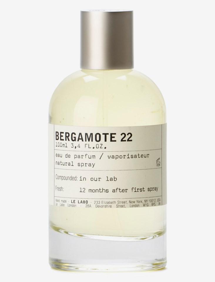 Bergamote 22 Edp 100ml