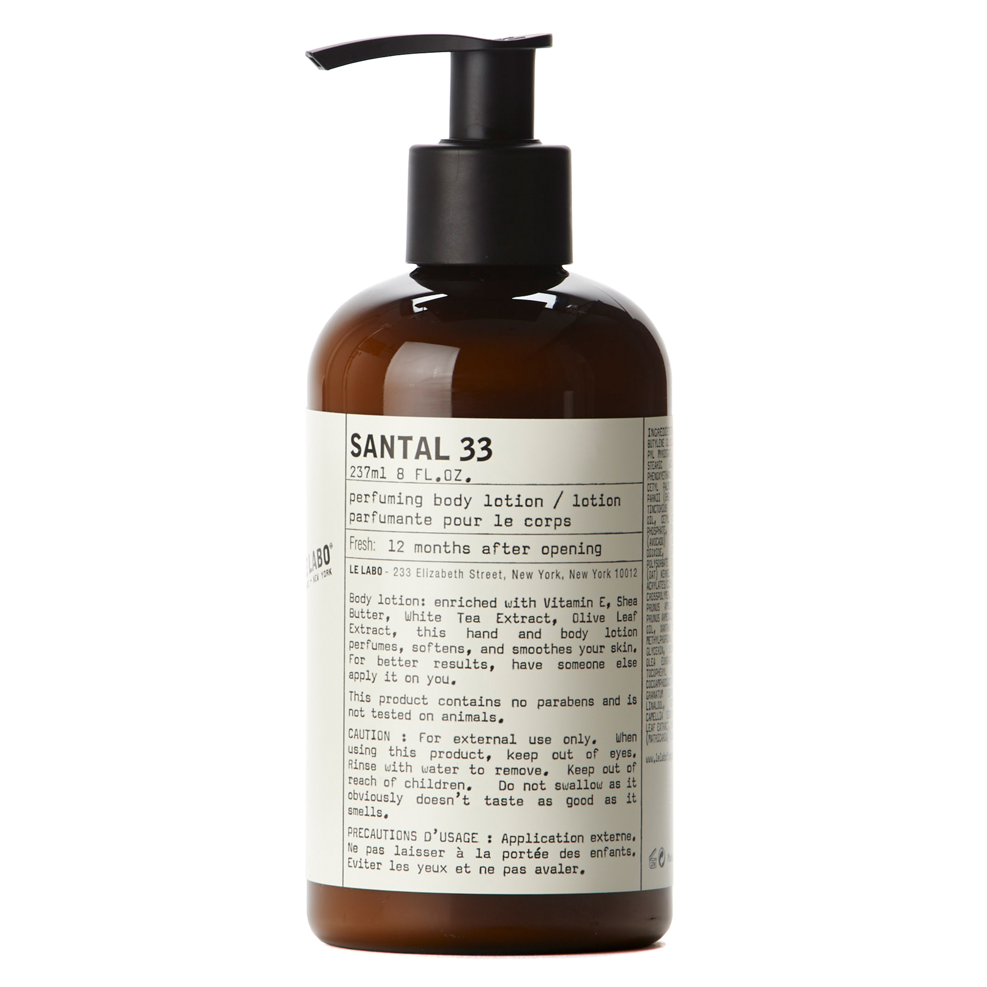 Santal 33 Body Lotion 237 ml