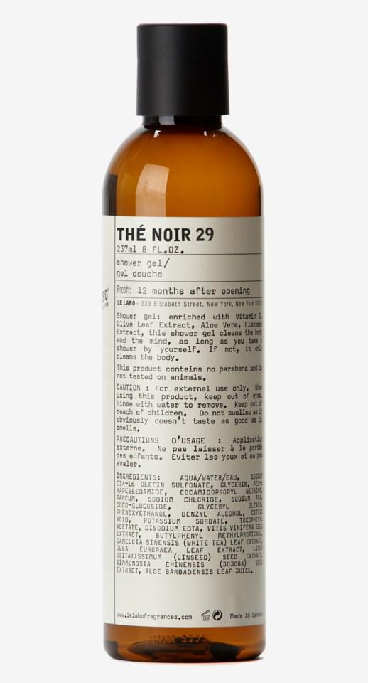 Thé Noir 29 Shower Gel 237ml