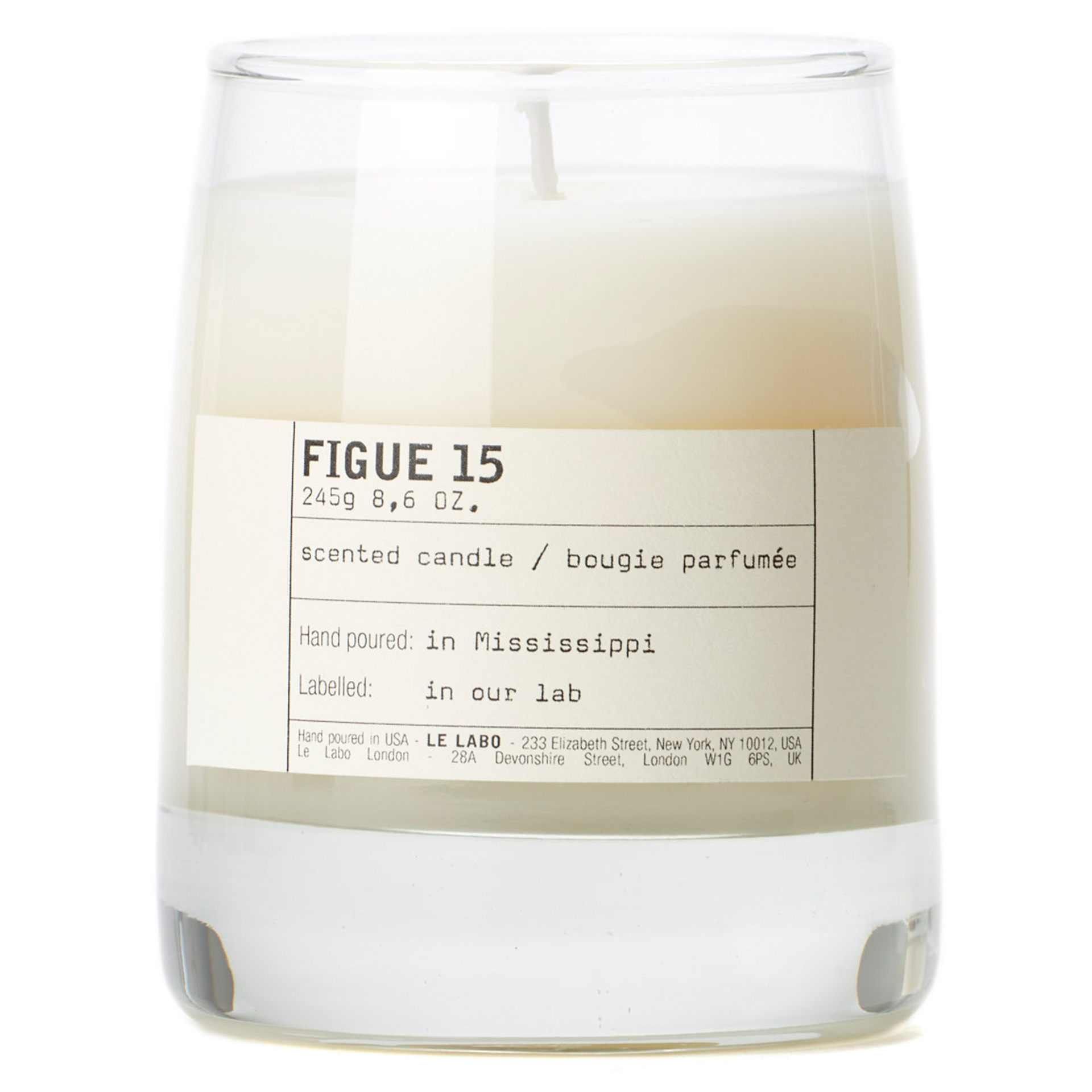 Figue 15 - Classic Candle