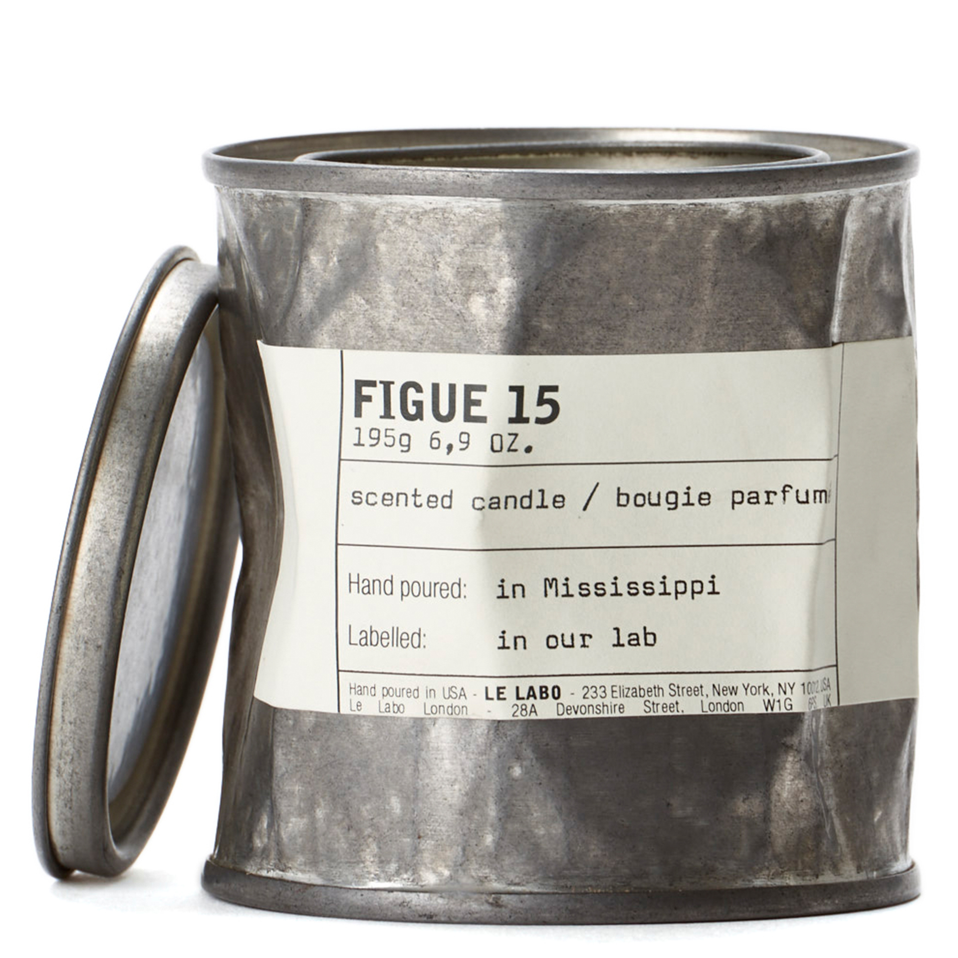 Figue 15 - Vintage Candle
