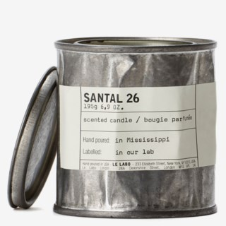 Santal 26 Vintage Scented Candle 195 g