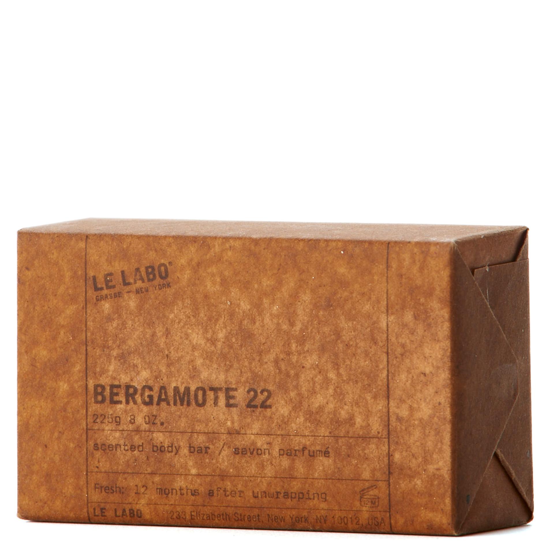 Bergamote 22 Scented Body Bar 225g