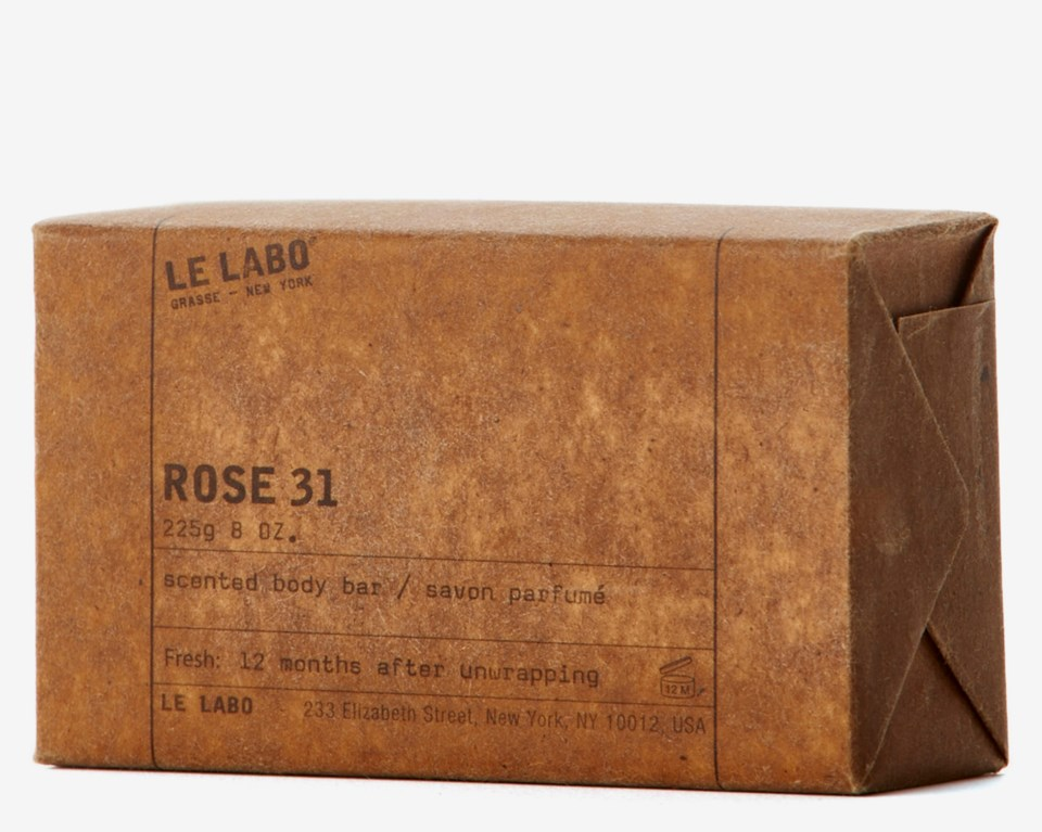 Rose 31 Scented Body Bar 225 g