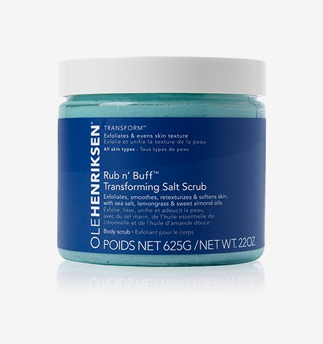 Rub N' Buff Transforming Salt Scrub 500 ml