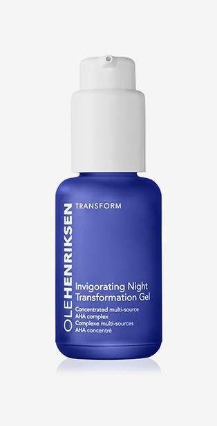 Invigorating Night Transformation Gel 50ml
