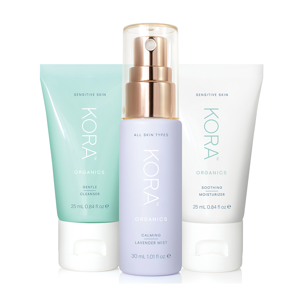 Daily Ritual Kit Sensitive skin